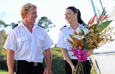 super yacht stewardess training